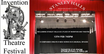 stanley halls flyer